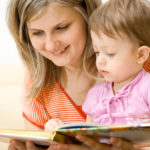 mother-and-child-reading - special moments